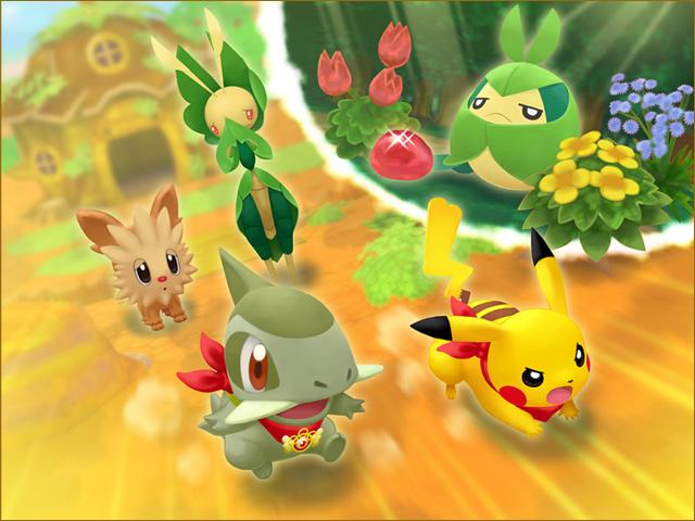 Pokemon Exploradores de la Oscuridad NDS Espaol